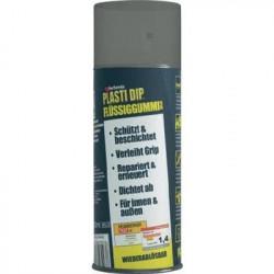 Plasti Dip matt fémszűrke spray