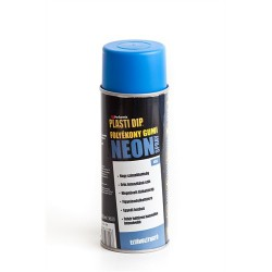 Plasti Dip neon kék spray