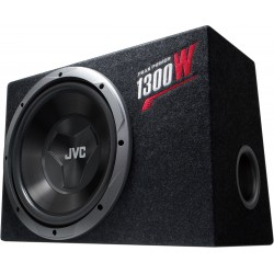JVC CS-BW120 30cm-es Bass Reflex mélysugárzó láda