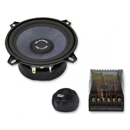 Gladen Audio RS 130 komponens szett