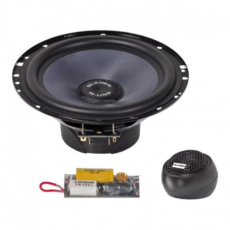 Gladen Audio M165 két utas