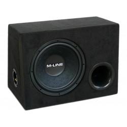 Gladen Audio M Line 12 BR subwoofer reflex