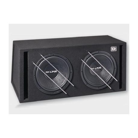 Gladen Audio M-LINE 12 VB DUAL
