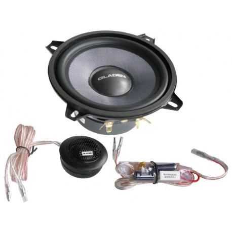 Gladen Audio Alpha130 két utas autóhifi hangszóró