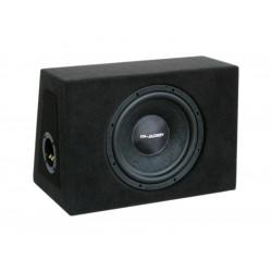 Gladen Audio RS 10 BR autóhifi subwoofer zárt ládában