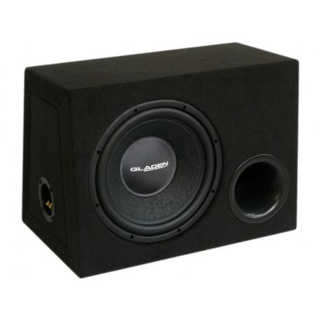 Gladen Audio RS 12 BR autóhifi subwoofer reflex