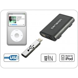 Dension Gateway Lite 3 iPod és USB interface Volkswagen autókhoz QuadLock csatlakozóval GWL3VW1(A)