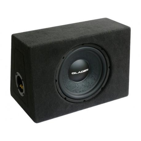 Gladen Audio ALPHA 12 ZD 30-as zárt mélyláda