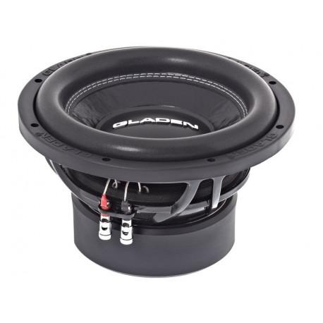 Gladen Audio SQX 10 25-ös subwoofer