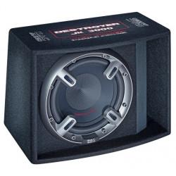 macAudio Destroyer JK3000 Bass Reflex mélynyomó láda, 1.200W, 30cm-es mélynyomóval szerelve