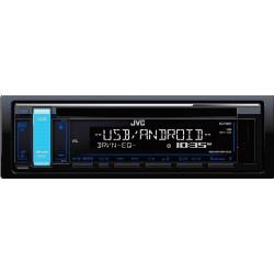 JVC KD-R481 Autórádió kék megvilágítással