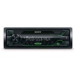 Termékek Sony DSX-A212 Mechanika nélküli USB-s autórádió