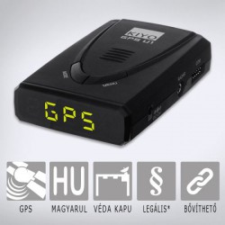 KIYO GPS U1 Telepített kamerák ellen!