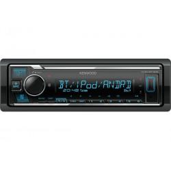 Kenwood KMM BT306 USB/BT autórádió