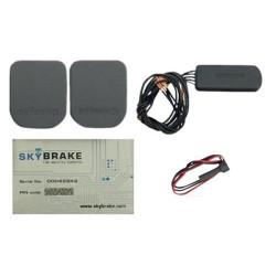 Skybrake DD5 + - Kártyás indítás és rablásgátló rendszer
