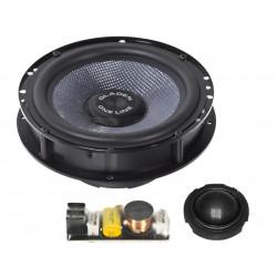 Gladen Audio ONE 165 két utas hangszóró szett AUDI A3-8P