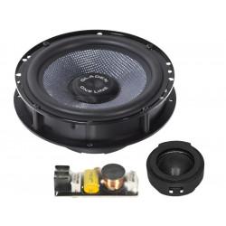 Gladen Audio ONE 165 két utas hangszóró szett AUDI A4-B6/B7