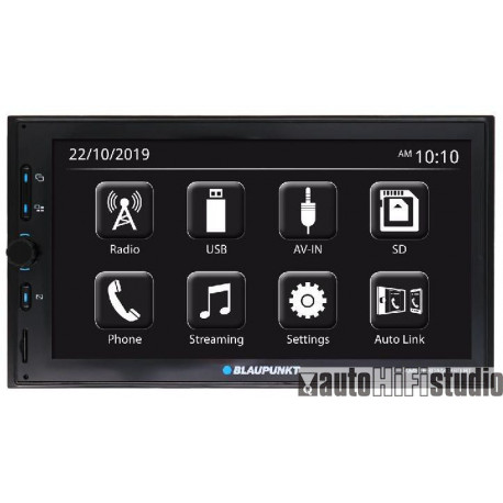 Blaupunkt Amsterdam 290BT 2 DIN , Android Mirroring