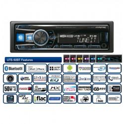 Alpine UTE-92BT Bluetooth Autórádió