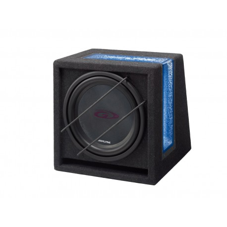 Alpine SBG-1044BR Bass reflex mélysugárzó láda